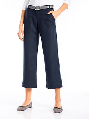 Brax Feel Good - Le pantalon 7/8 en pur lin - Modèle MAINE SPORT