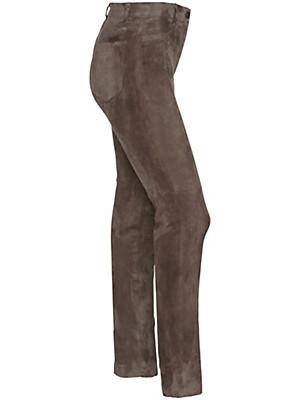 Brax Feel Good - Le pantalon en cuir