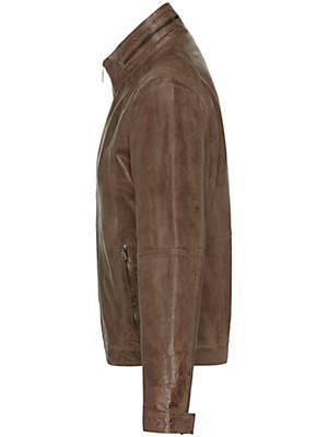 Bugatti - La veste en cuir