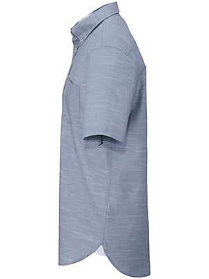 Bugatti - Overhemd met korte mouwen