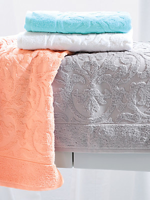 Cawö - Le drap de douche, env. 70x140cm