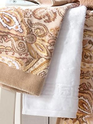 Cawö - Le lot de 2 gants de toilette, 16x22cm