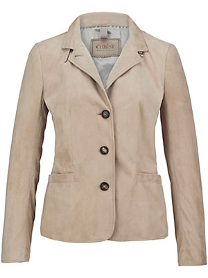 CHRIST Leather - Le blazer en cuir