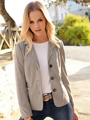 CHRIST Leather - Leren blazer