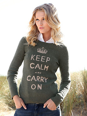 Daddy´s Daughters - Le pull 100% cachemire