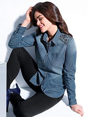 Emilia Lay - Jeansblouse