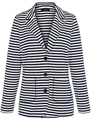 Emilia Lay - Le blazer en jersey