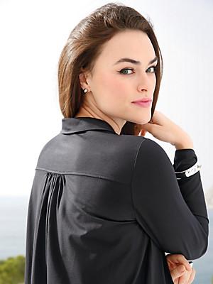 Emilia Lay - Le chemisier uni en jersey