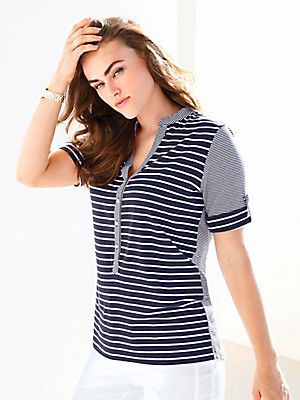 Emilia Lay - Le T-shirt manches aux coudes