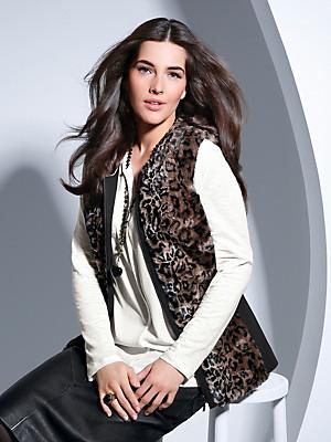Emilia Lay - Mouwloos jasje