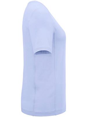 Fadenmeister Berlin - Shirt met ronde hals en korte mouwen