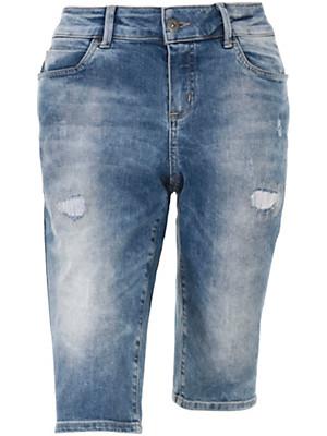 FLUFFY EARS - Jeans shorts