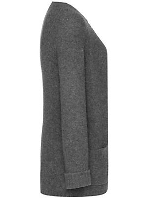 FLUFFY EARS - La veste en maille
