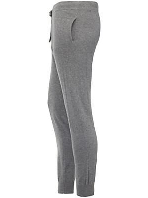 FLUFFY EARS - Le pantalon en pur cachemire