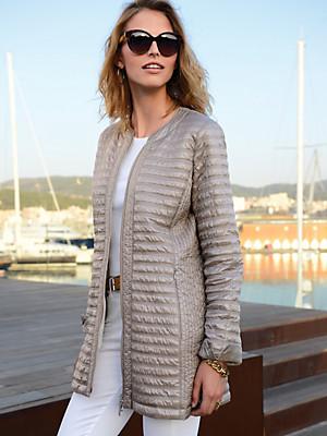 Fuchs & Schmitt - La veste longue matelassée