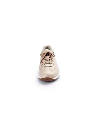 Gabor - Les sneakers en cuir velours