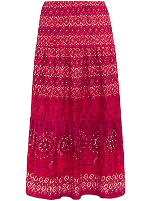 Green Cotton - La jupe longue