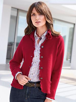 Hammerschmid - La veste en laine foulée