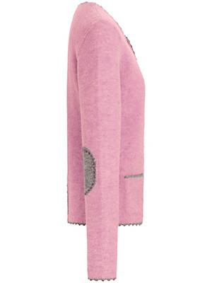 Hammerschmid - La veste en pure laine