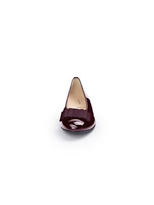 Hassia - Les ballerines Hassia en cuir verni