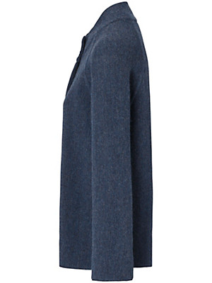 Inkadoro - La veste à manches 7/8 en 100% alpaga