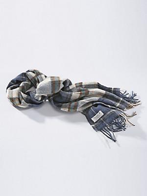John Hanly - L'écharpe en pure laine vierge lambswool