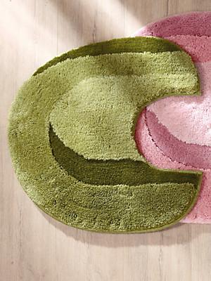 Kleine Wolke - Le contour WC posé, env. 55x55cm