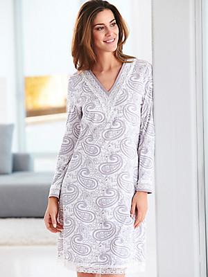 La plus belle - La chemise de nuit en pur coton