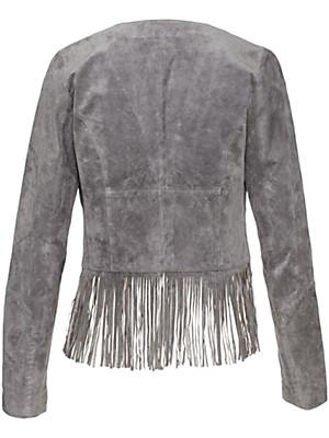 Looxent - La veste en cuir