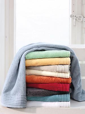 Möve - La serviette invité, 30x50cm