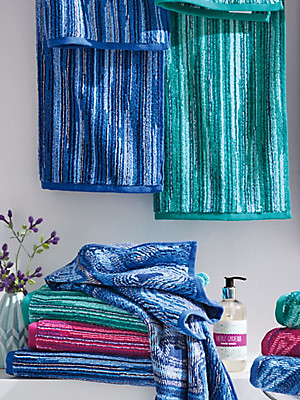 Möve - Le drap de bain, env. 80x150cm