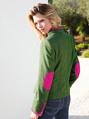 Münchner Manufaktur - La veste en pure laine vierge