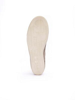 Paul Green - Doux sneakers tendance, détails reptile