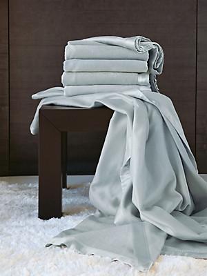 Peter Hahn - 100% zijden deken, ca. 150x200cm