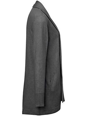 Peter Hahn Cashmere - La veste en pur cachemire