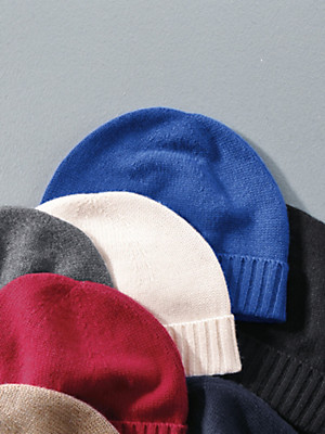 Peter Hahn Cashmere - Le bonnet