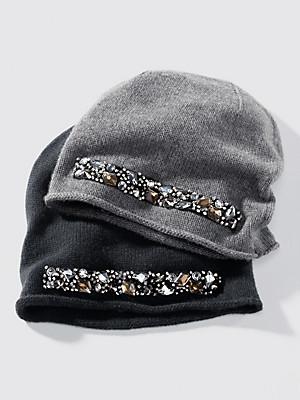 Peter Hahn Cashmere - Le bonnet en maille