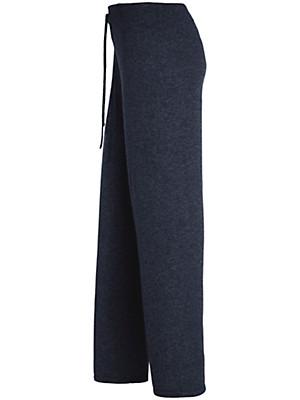Peter Hahn Cashmere - Le pantalon en maille