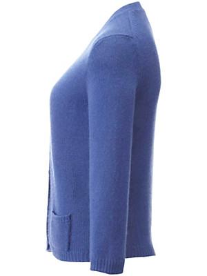 Peter Hahn Cashmere - Vest met 3/4 mouwen