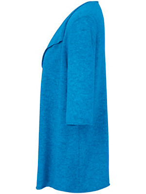 Peter Hahn Cashmere - Vest met halflange mouwen van 100% kasjmier