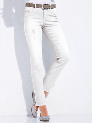 Peter Hahn - Enkellange jeans