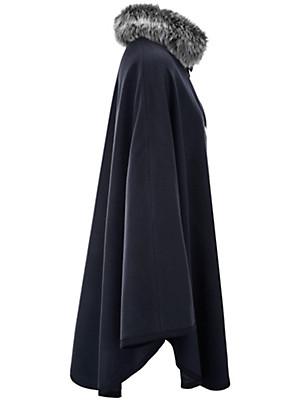 Peter Hahn - La cape laine et cachemire