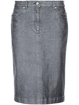Peter Hahn - La jupe en jean