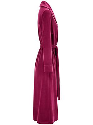 Peter Hahn - La robe de chambre en velours