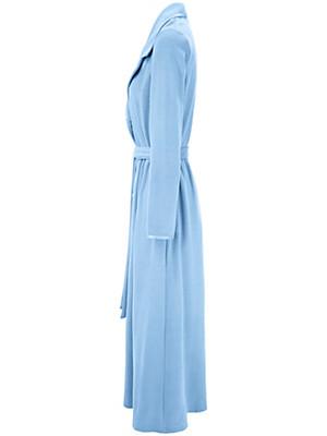 Peter Hahn - La robe de chambre en velours ras