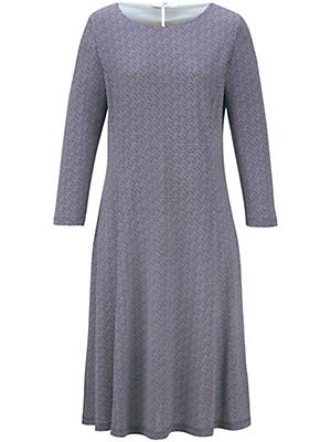 Peter Hahn - La robe en jersey