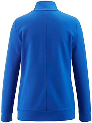 Peter Hahn - La veste en jersey interlock