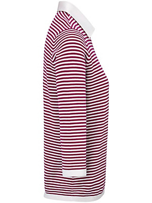 Peter Hahn - La veste en maille pure soie