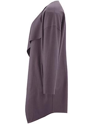 Peter Hahn - La veste longue en pure laine vierge