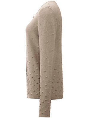 Peter Hahn - La veste pure soie et cachemire
